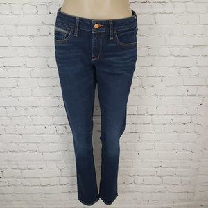 Anthro FU Stet Pilcro and the Letterpress Jeans 28
